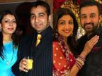 शिल्पा शेट्टी के पति राज कुंद्रा ने अपनी एक्स वाइफ को लेकर किया खुलासा, बोले- मेरी बहन के पति के साथ कविता का अफेयर चल रहा था|बॉलीवुड,Bollywood - Money Bhaskar