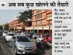 धार्मिक स्थल, सिनेमाघर-मल्टीप्लेक्स खोलने की तैयारी, 1 जुलाई से शादी समारोह की अनुमति संभव, गृह विभाग ने सीएम को भेजी गाइडलाइन,कल जारी होने की संभावना जयपुर,Jaipur - Dainik Bhaskar