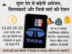 डिजिटल कारोबार के लिए 18 हजार करोड़ रुपए जुटाने की तैयारी में टाटा संस, सितंबर में पायलट लॉन्चिंग की संभावना बिजनेस,Business - Money Bhaskar