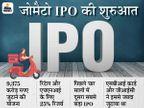 14 से 16 जुलाई तक खुलेगा जोमैटो का इश्यू, 72 से 76 रुपए में मिलेगा शेयर, महंगा भाव और घाटे वाली है कंपनी|बिजनेस,Business - Money Bhaskar