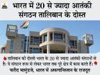 50 इंडियन डिप्लोमेट्स और कर्मचारियों ने कंधार का दूतावास छोड़ा, आतंकी संगठन के प्रवक्ता का दावा- देश के 85% हिस्से पर कब्जा किया|विदेश,International - Money Bhaskar