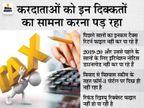 नए आईटी पोर्टल पर रोजाना 40 हजार रिटर्न ही फाइल हो रहे, इस हिसाब से 6 करोड़ रिटर्न भरने में 4 साल लगेंगे|बिजनेस,Business - Money Bhaskar