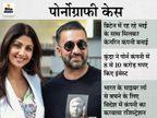 मुंबई कोर्ट ने राज कुंद्रा और रयान थारप को 23 जुलाई तक हिरासत में भेजा, शिल्पा शेट्टी से भी हो सकती है पूछताछ|बॉलीवुड,Bollywood - Money Bhaskar