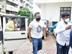उतर गया चेहरा, आंखों में मायूसी; गिरफ्तारी के बाद कुछ ऐसा था राज कुंद्रा का हाल|महाराष्ट्र,Maharashtra - Money Bhaskar
