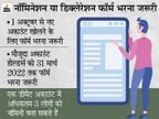 नया ट्रेडिंग और डीमैट अकाउंट खोलने पर नॉमिनेशन का ऑप्शन मिलेगा, 1 अक्टूबर से बदलेगा नियम|बिजनेस,Business - Money Bhaskar