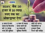छोटे दुकानदारों को मिलेगा 10 लाख रुपए का ओवरड्राफ्ट, केवल 6 महीने का बैंक स्टेटमेंट देना होगा बिजनेस,Business - Money Bhaskar