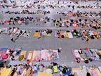 चीन में साल का छठा तूफान; 15 लाख लोग शेल्टर होम में|विदेश,International - Money Bhaskar