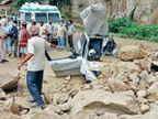 हिमाचल में 4 लोग लापता, 194 सड़कें बंद, मंडी में 15 वाहन और कुल्लू में तकनीकी शिक्षा मंत्री फंसे शिमला,Shimla - Money Bhaskar