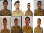 रीवा सैनिक स्कूल के 7 छात्रों का एनडीए तो एक कैडेट का नेवल अकादमी में चयन, उपेंद्र सिंह को देश में मिली 29वीं रैंक|रीवा,Rewa - Money Bhaskar