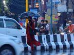 पूरे सीजन चाहिए 34 इंच बारिश, अगस्त में 15 इंच बारिश की दरकार, बंगाल की खाड़ी में बने सिस्टम से मालवा-निमाड़ में तेज बारिश की उम्मीद कम|इंदौर,Indore - Money Bhaskar