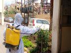 जुलाई में एक भी मौत नहीं होने का दूसरी बार दावा; पहले भी गलत साबित हो चुका है यह दावा; प्रदेश में 130 नए संक्रमित मिले|रायपुर,Raipur - Money Bhaskar