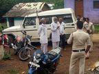 मकान निर्माण के दौरान आने जाने की रास्ता को लेकर हुआ था विवाद, पड़ोसी ने सिर पर मार दी लाठी, रात में युवक की हो गई मौत|छिंदवाड़ा,Chhindwara - Money Bhaskar