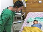 पिता ने बेटी को दिया लीवर, 8 से 9 घंटे तक चला ऑपरेशन, सेंट्रल इंडिया का ऐसा पहला मामला रायपुर,Raipur - Money Bhaskar