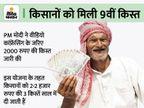 PM मोदी ने जारी की योजना की 9वीं किस्त, 9.75 करोड़ किसानों को मिला फायदा बिजनेस,Business - Money Bhaskar