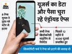 गूगल प्ले स्टोर ने 8 ऐप्स को बैन किया, ऐड की मदद से हर महीने यूजर से 1100 रुपए ले रहे थे|टेक & ऑटो,Tech & Auto - Money Bhaskar