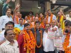 29 अगस्त को प्रस्तावित थे चुनाव, 4 पैनल मैदान के बीच मुकाबला; इससे पहले SDM ने रोक लगाई, कोरोना प्रतिबंधों का हवाला भोपाल,Bhopal - Money Bhaskar