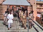 श्री कृष्ण जन्मोत्सव पर सुरक्षा के रहेंगे कड़े इंतजाम , मथुरा वृन्दावन में चप्पे चप्पे पर रहेगी पुलिस तैनात मथुरा,Mathura - Money Bhaskar