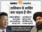 अफगानिस्तान की 200 लाख करोड़ रुपए की खनिज संपदा पर है चीन की नजर; इसलिए खड़ा है तालिबान के साथ; जानिए सब कुछ एक्सप्लेनर,Explainer - Money Bhaskar
