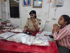 लखनऊ-बरौनी एक्सप्रेस से GRP ने दो ट्रॉली बैग में भड़े 23 किलो चांदी गिरफ्तार, महाराष्ट्र से लाई जा रही थी चांदी|मुजफ्फरपुर,Muzaffarpur - Money Bhaskar
