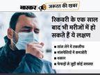 कोविड से ठीक होने के एक साल बाद भी अस्पताल में भर्ती होने वाले आधे मरीज थके-थके से रहते हैं, सांस लेने में होती है दिक्कत|ज़रुरत की खबर,Zaroorat ki Khabar - Money Bhaskar