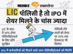 LIC का IPO आने वाला है; अगर आपके पास LIC की पॉलिसी है तो इस IPO से आपको क्या फायदा होगा, जानिए सब कुछ|एक्सप्लेनर,Explainer - Money Bhaskar