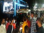 महाराष्ट्र से बस परिवहन पर रोक होने के बावजूद स्पेशल टूरिस्ट परमिट पर यात्रियों को लेकर जा रही थी बस, जबलपुर FIR, परमिट भी निरस्त|जबलपुर,Jabalpur - Money Bhaskar