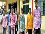 महाराष्ट्र मजदूरी करने गए युवकों को बंधक बनाया, बन्हेर के परिजनों ने बताया डेढ़ लाख रुपए मांग पर 50 हजार रुपए दिए|खरगोन,Khargone - Money Bhaskar