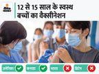 ब्रिटेन की वैक्सीन एडवाइजरी बॉडी ने कहा- 12 से 15 साल के स्वस्थ बच्चों को कोरोना का टीका लगाने की जरूरत नहीं विदेश,International - Money Bhaskar