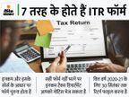 इनकम टैक्स रिटर्न भरने के लिए सही ITR फॉर्म चुनना जरूरी, नहीं तो आ सकता है नोटिस|बिजनेस,Business - Money Bhaskar