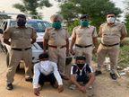 आरोपियों ने धनास में बुजुर्ग का कार्ड बदलकर खाते से उड़ाए थे 50 हजार, कोर्ट ने दोनों को 9 सितंबर तक पुलिस रिमांड पर भेजा|चंडीगढ़,Chandigarh - Money Bhaskar