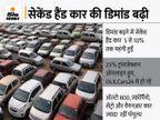 अगस्त में कार खरीदने के लिए ऑनलाइन ट्रांसजेक्शन 25% तक बढ़ा, ऑल्टो 800 को 55% के साथ सबसे ज्यादा खरीदा गया|टेक & ऑटो,Tech & Auto - Money Bhaskar