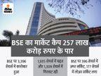 निफ्टी ने बनाया नया रिकॉर्ड, कारोबार के दौरान 17438 का स्तर छुआ; ऑटो और IT शेयर्स में तेजी|बिजनेस,Business - Money Bhaskar