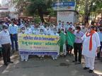 लार्वा सर्वे और डेंगू के मरीजों की पहचान करने घर-घर सर्वे कराया, डेंगू की रोकथाम के लिए लोगों को कर रहे जागरूक|रतलाम,Ratlam - Money Bhaskar