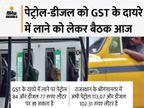 GST के दायरे में आए पेट्रोल-डीजल तो 28 रुपए तक दाम गिरेंगे, 84 रुपए हो सकती है पेट्रोल की नई कीमत|बिजनेस,Business - Money Bhaskar