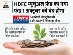 5 क्षेत्रों के 23 विकसित बाजारों में एक फंड के जरिए करिए निवेश, HDFC फंड ने लॉन्च किया डेवलप्ड वर्ल्ड इंडेक्सेस फंड ऑफ फंड्स|बिजनेस,Business - Money Bhaskar