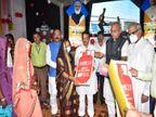 रीवा में विधानसभा अध्यक्ष ने किया प्रधानमंत्री उज्जवला योजना 2.0 का शुभारंभ, 24299 परिवारों को मिलेगा नि:शुल्क गैस कनेक्शन|रीवा,Rewa - Money Bhaskar