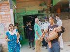 बिहार के सबसे बड़े अस्पताल का हाल, इमरजेंसी से बच्चा वार्ड तक जाने के लिए न ट्रॉली मिली और न ही एम्बुलेंस|पटना,Patna - Money Bhaskar