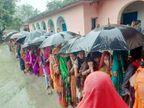 वैक्सीनेशन के पहले और बाद में कोरोना से बचाव का करें उपाय, पूर्वी चंपारण में गाइडलाइन तोड़कर लोगों ने लिया टीका, स्वास्थ्य विभाग ने बताया जज्बा|पटना,Patna - Money Bhaskar