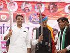 मंत्रिमंडल फेरबदल, जिलाध्यक्षों की नियुक्ति और पायलट खेमे की मांगों पर काम होगा, चुनावी साल से पहले बड़े बदलावों का रोडमैप तैयार जयपुर,Jaipur - Money Bhaskar