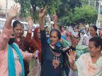 डिप्टी CM ने सुबह 11.15 बजे फोन कर परिवार को सुनाई खुशखबरी, ढोल की थाप पर झूमे समर्थक; आतिशबाजी भी की|अमृतसर,Amritsar - Money Bhaskar