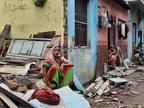 घर का अनाज-सामान सब बहा ले गया पानी, जलभराव से कई घरों में चूल्हे भी नहीं जले, अभी तक नहीं पहुंची कोई राहत रतलाम,Ratlam - Money Bhaskar