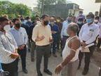 स्वास्थ्य विभाग का दावा - डेंगू से एक भी जान नहीं गई, बुखार से मरे लोग, मंडलायुक्त ने ग्रामीणों से की बात|कानपुर,Kanpur - Money Bhaskar