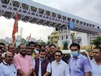 अटल पथ पर आधुनिक फुट ओवर ब्रिज का हुआ उदघाटन, बुजुर्गों के लिए दोनों तरफ से बनाई गई लिफ्ट|बिहार,Bihar - Money Bhaskar