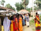 बच्चे बोले- पिता ने ही मां की हत्या की, आरोपी बोला- पत्नी ने फांसी लगाकर आत्महत्या कर ली|बिहार,Bihar - Money Bhaskar