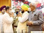PM मोदी का ट्वीट- पंजाब सरकार के साथ काम जारी रहेगा, कैप्टन ने लिखा- उम्मीद है आप पंजाब को सुरक्षित रख पाएंगे|पंजाब,Punjab - Money Bhaskar