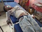 गंभीर हालत में पटना किया गया रेफर, 40 फीट ऊपर से कूदकर भागने में हुए थे घायल|मुजफ्फरपुर,Muzaffarpur - Money Bhaskar