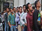 प्रदेश में 56 प्रतिशत युवा ग्रेजुएट्स के पास नौकरी नहीं, 24.59 प्रतिशत बेरोजगारी के साथ राजस्थान, देश में दूसरे स्थान पर|जयपुर,Jaipur - Money Bhaskar