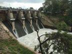 माही प्रोजेक्ट से प्रति सेकंड 1.13 लाख लीटर पानी नाले में बह रहा, नहीं बना पा रहे बिजली; 36 घंटे में 1.62 करोड़ का नुकसान|बांसवाड़ा,Banswara - Money Bhaskar