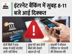 ICICI बैंक और SBI के डिजिटल प्लेटफॉर्म पर गड़बड़ी, सैकड़ों ग्राहकों ने की शिकायत बिजनेस,Business - Money Bhaskar