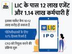 कर्मचारियों को LIC दे सकती है शेयर, विदेशों में निवेशकों से लिया जा रहा है फीडबैक बिजनेस,Business - Money Bhaskar